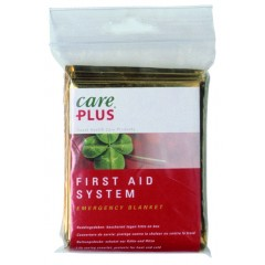 Care Plus Emergency Blanket 160x213cm