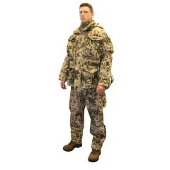 Special Forces Smock, Gen. III Tropentarn