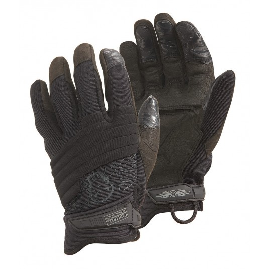 CamelBak - Hi-Tech Impact II CT Gloves Black Logo
