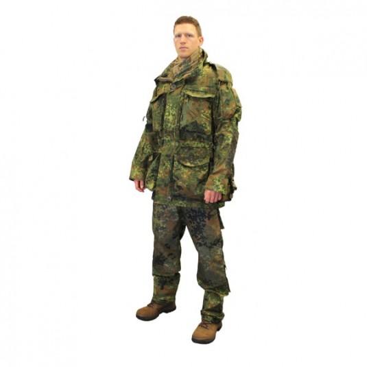 Special Forces Smock, Gen. III Flecktarn