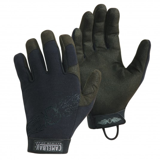 CamelBak - Heat Grip CT Gloves Black Logo