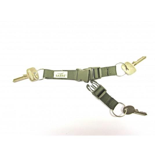 SABRE 3-Fach Schlüsselanhänger