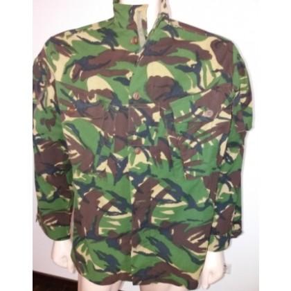 Combat Field Shirt - Britische Armee DPM Tarnung size L