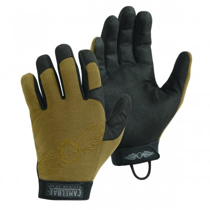 CamelBak - Heat Grip CT Gloves Coyote Logo